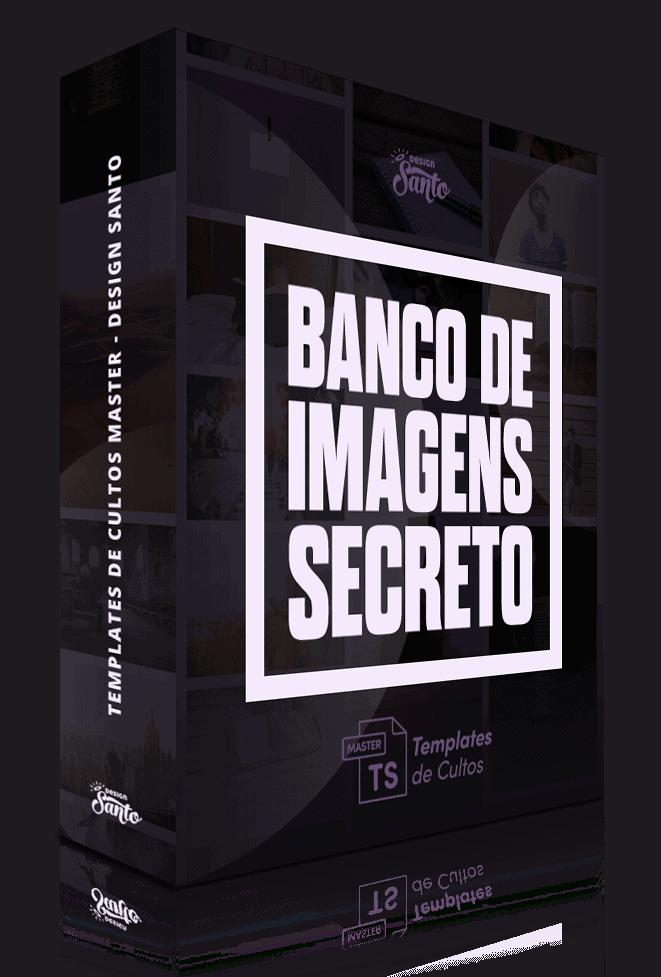 Templates de Cultos Master - Bônus Images - Design Santo